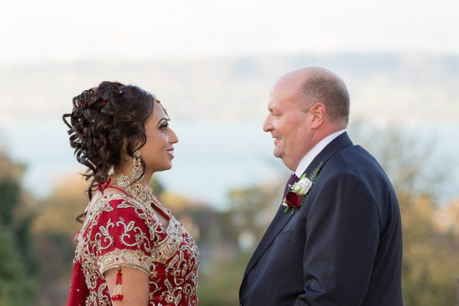 Culloden Estate Wedding – Safia and Michael