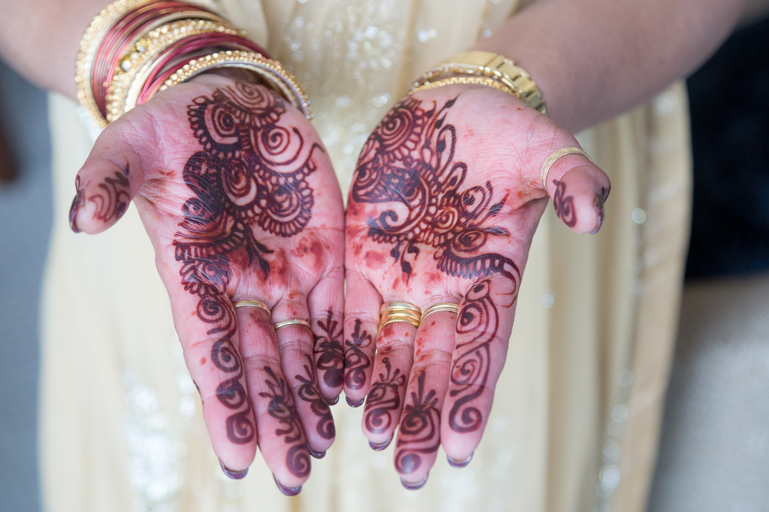 Culloden Estate Wedding Henna