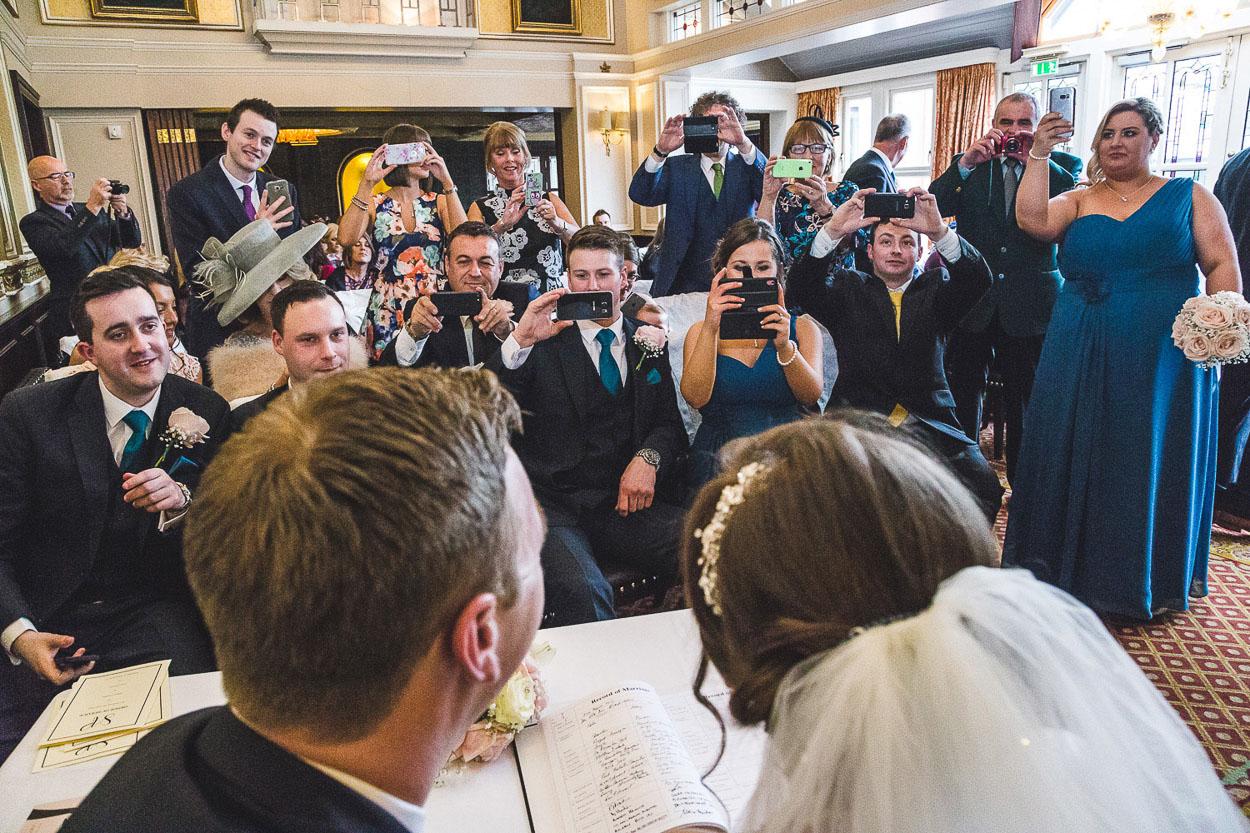 Old Inn Crawfordsburn Wedding
