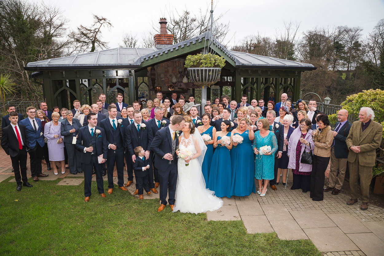 Old Inn Crawfordsburn Wedding