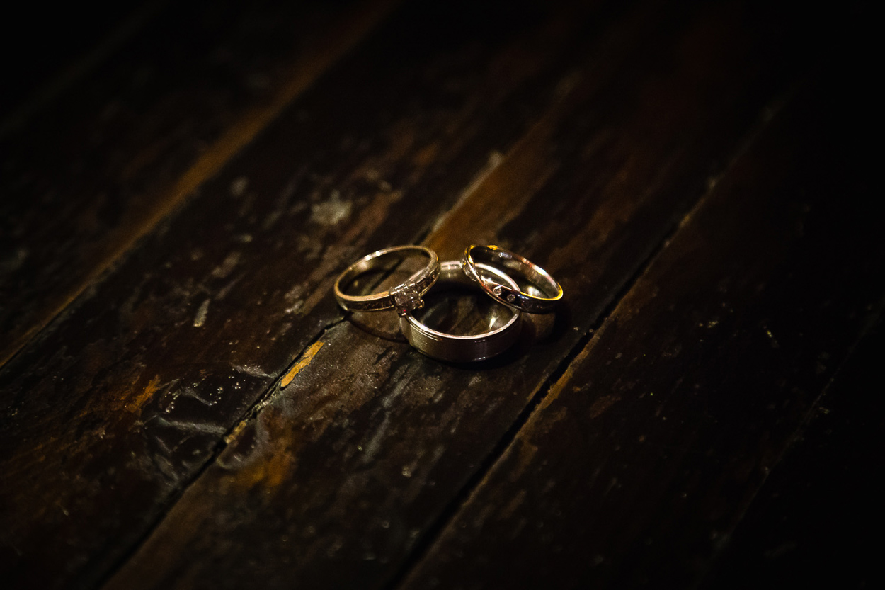 Old Inn Crawfordsburn Wedding Rings