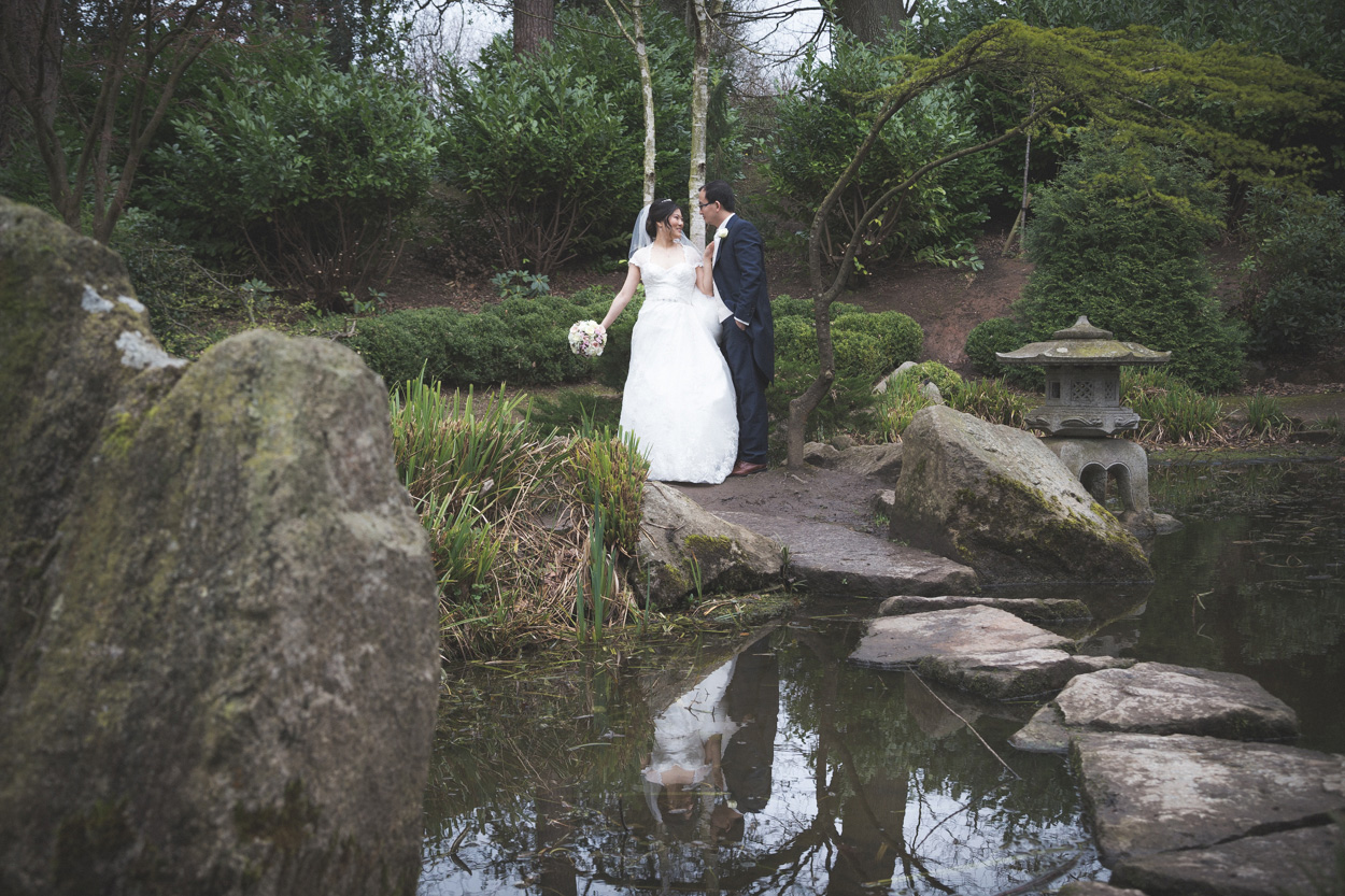 Lady Dixon Park Wedding