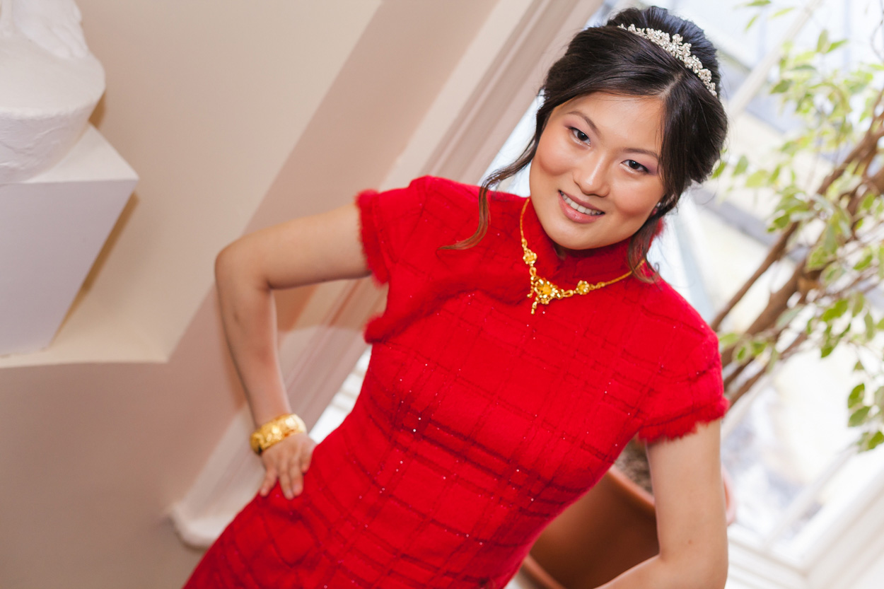 Malone House Chinese Bride