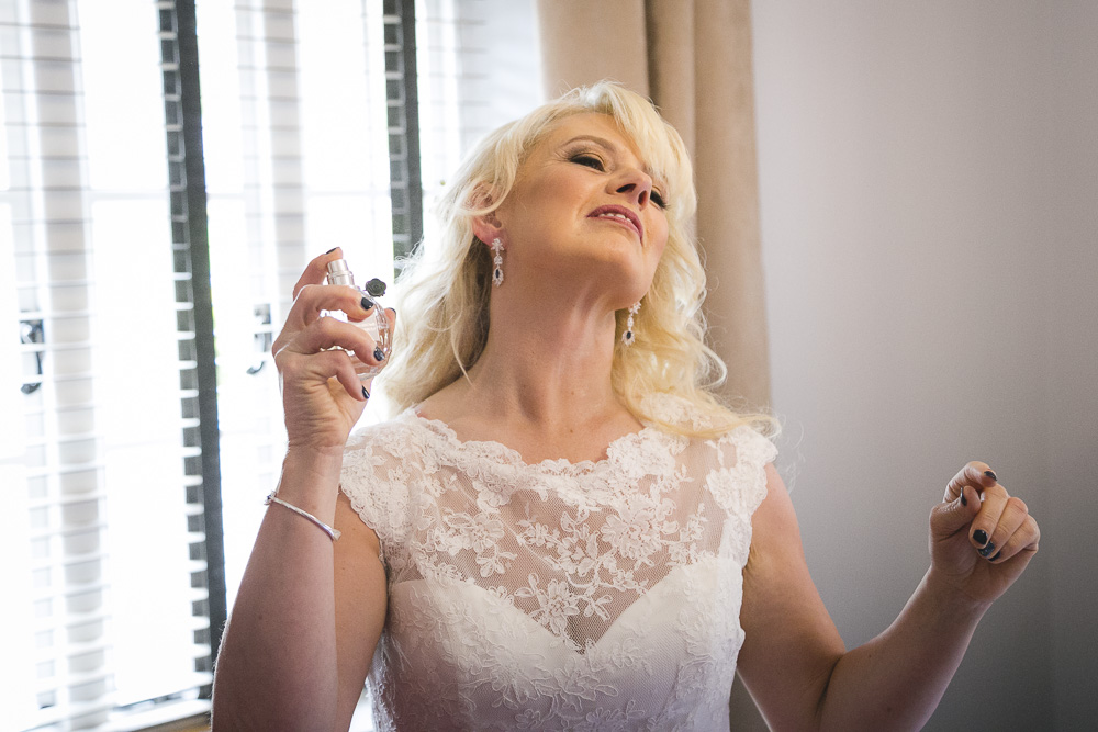 Bride Perfume