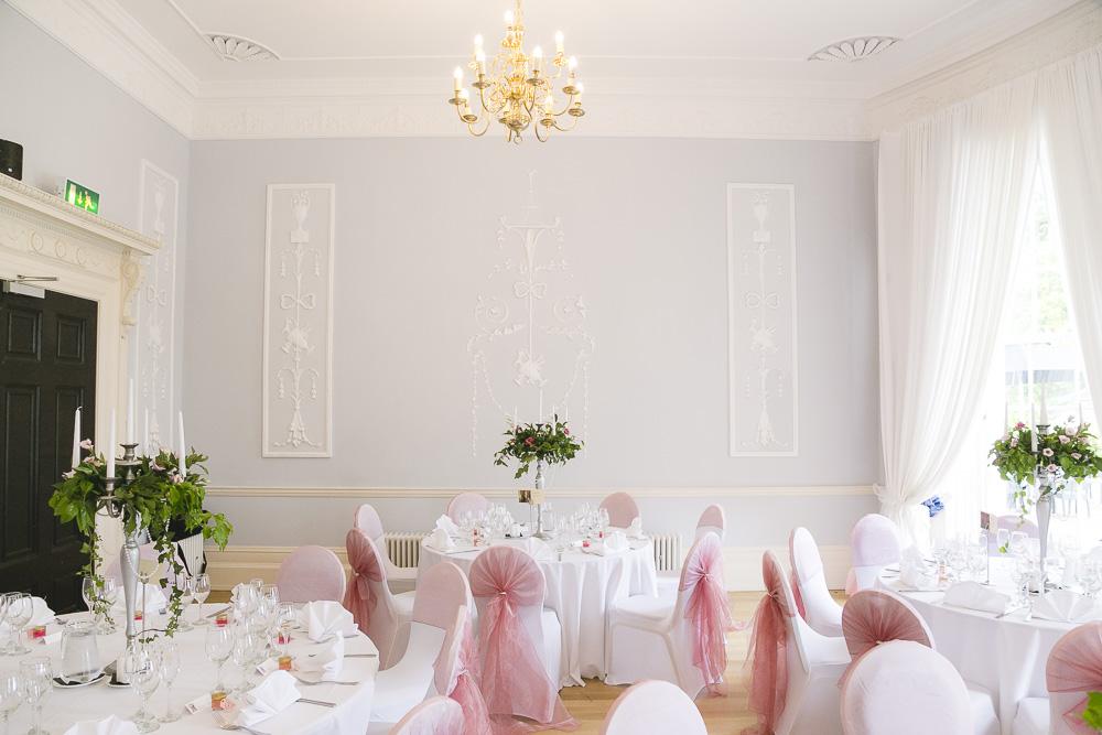 Malone House Wedding Seating