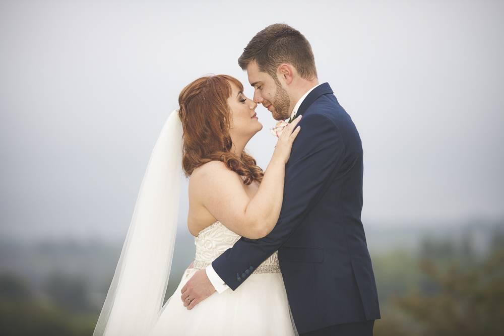 Irish Bride and Groom