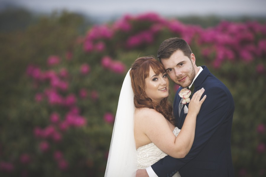 Malone House Wedding – Loren and Chris