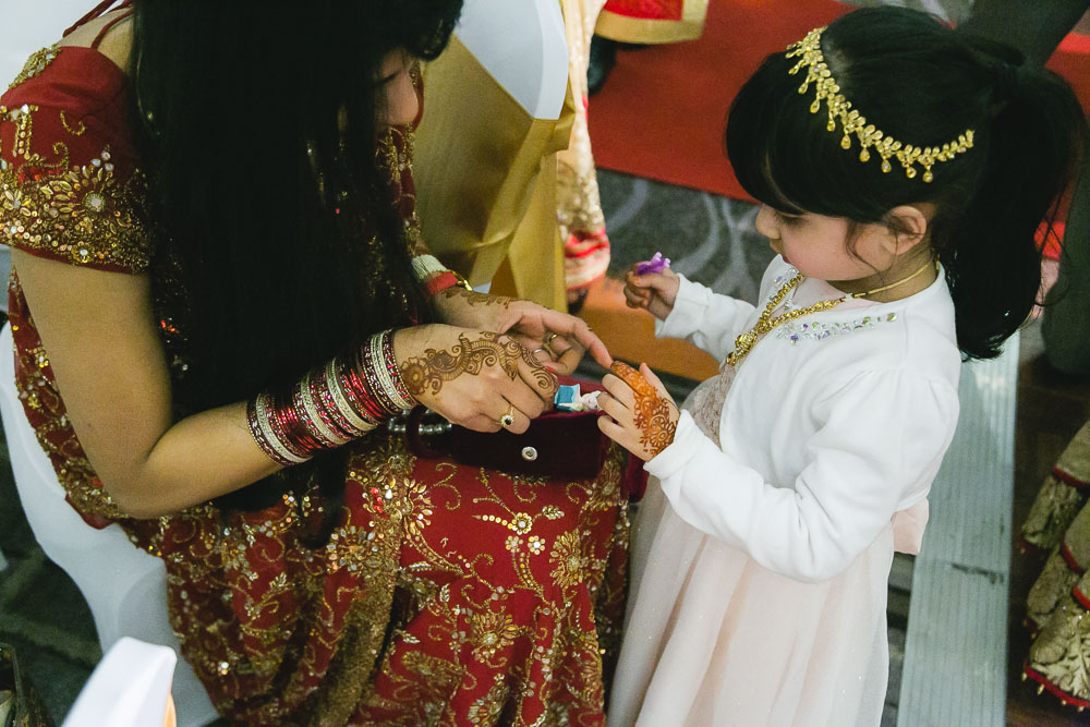Indian Ramada Wedding Henna