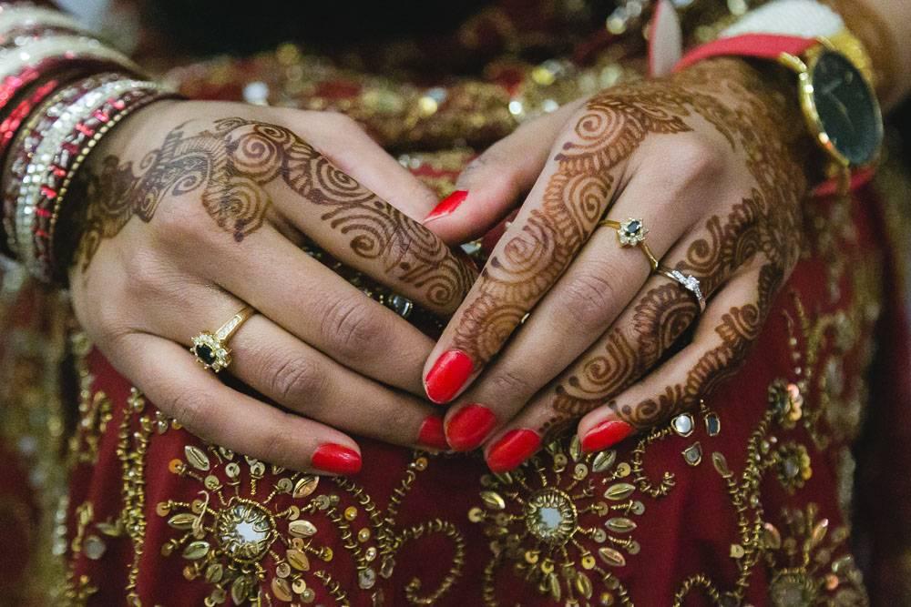 Indian Ramada Wedding Henna