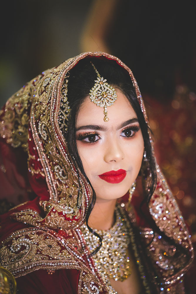 Indian Ramada Wedding Bride