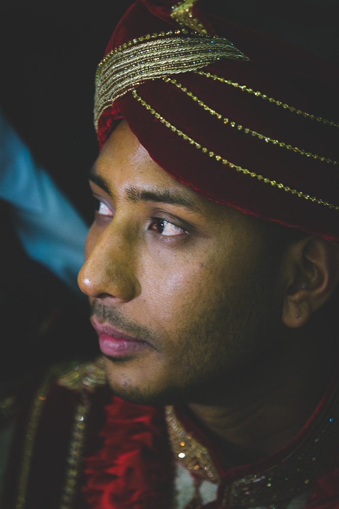 Indian Ramada Wedding Groom