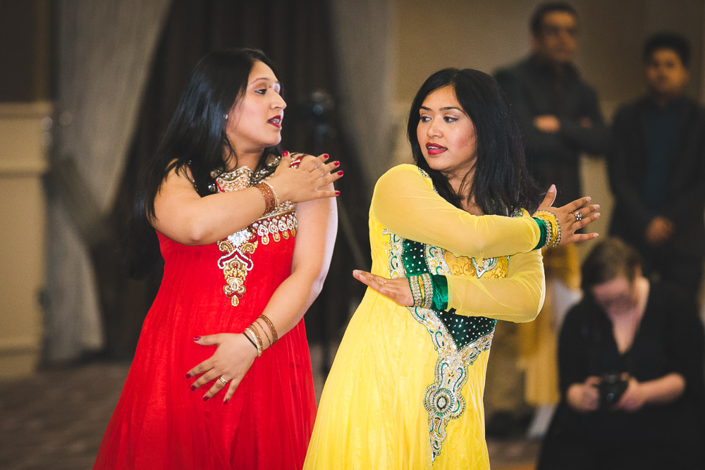 Indian Ramada Wedding Dance