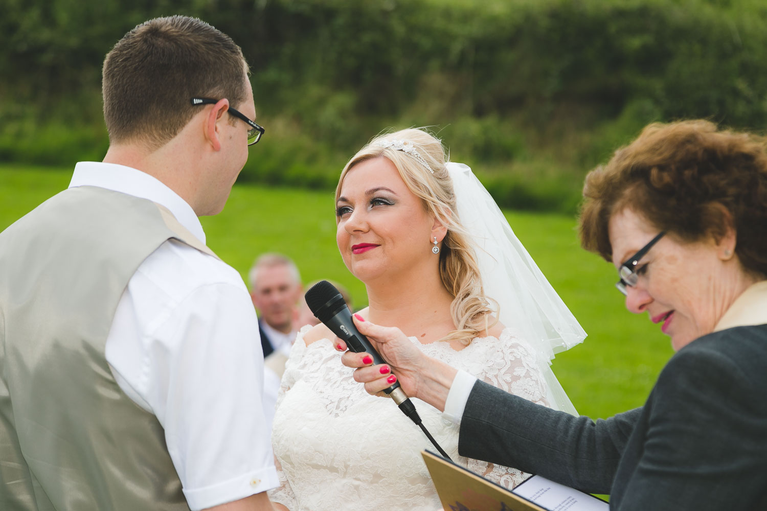 Outdoor Wedding Vows