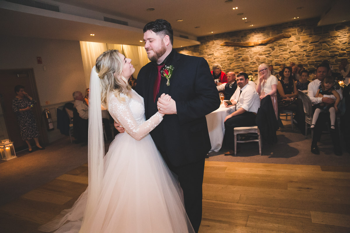 Clandeboye Lodge Wedding First Dance