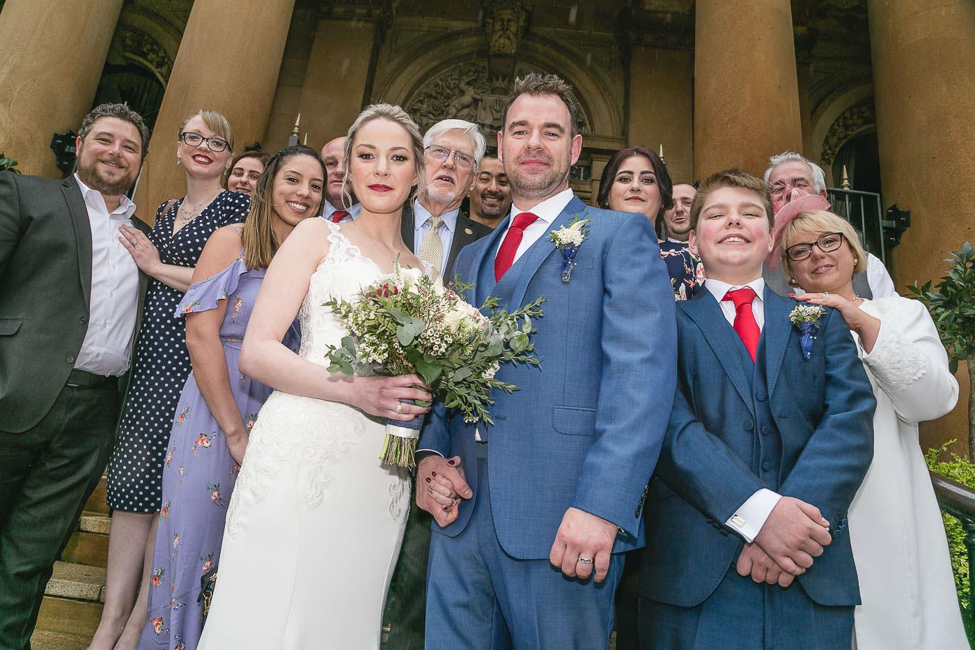 Merchant Hotel Wedding, Guests