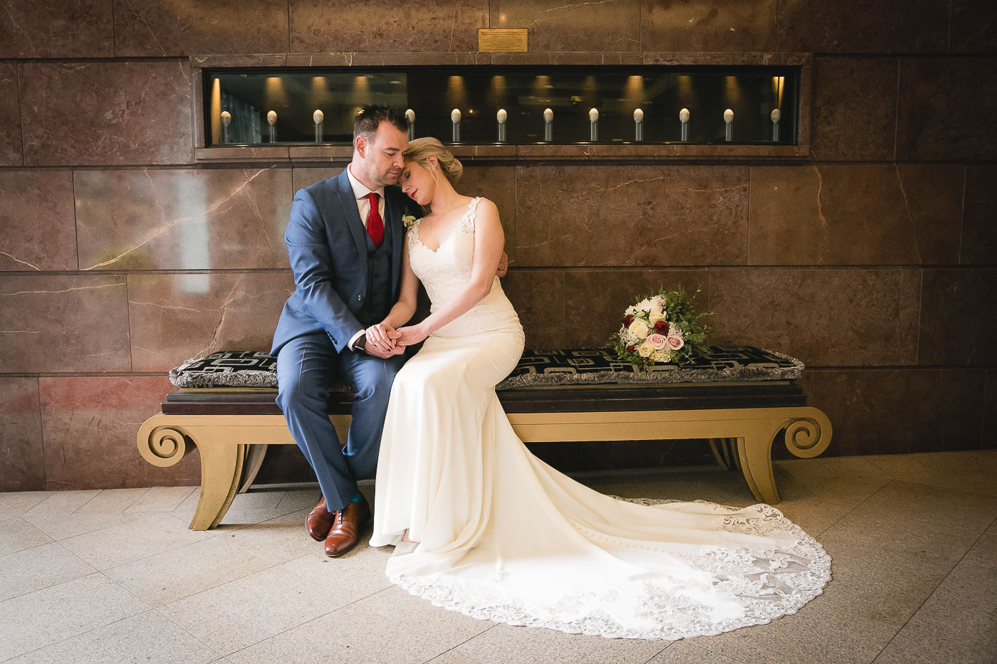 Merchant Hotel Wedding