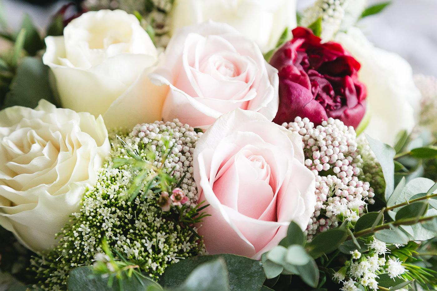 Merchant Hotel Wedding, Bouquet