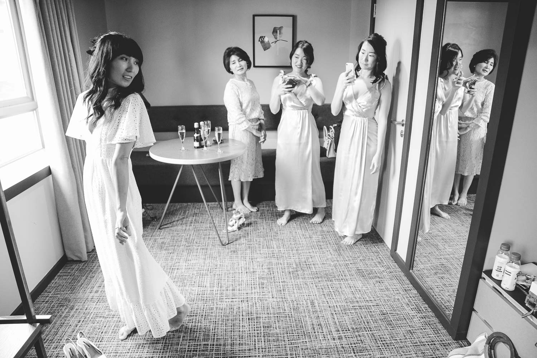 Bullitt Hotel Wedding