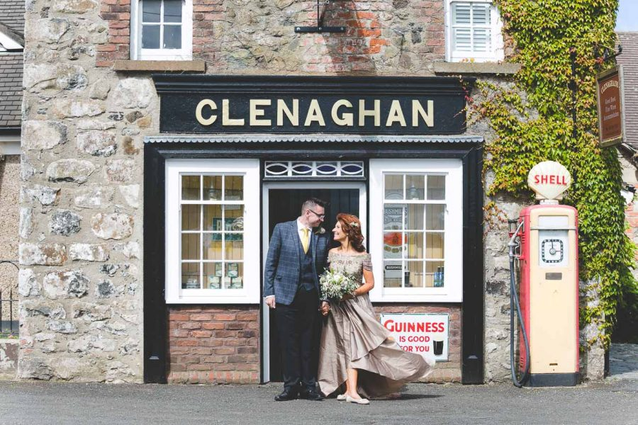 Clenaghans Restaurant Wedding – Joanne & David