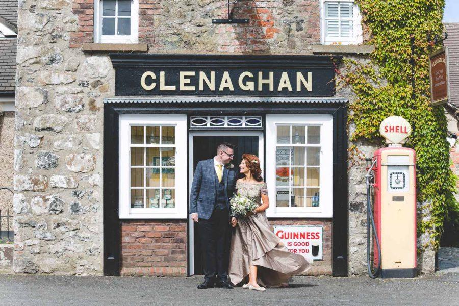 Clenaghans Restaurant Wedding – Joanne & David