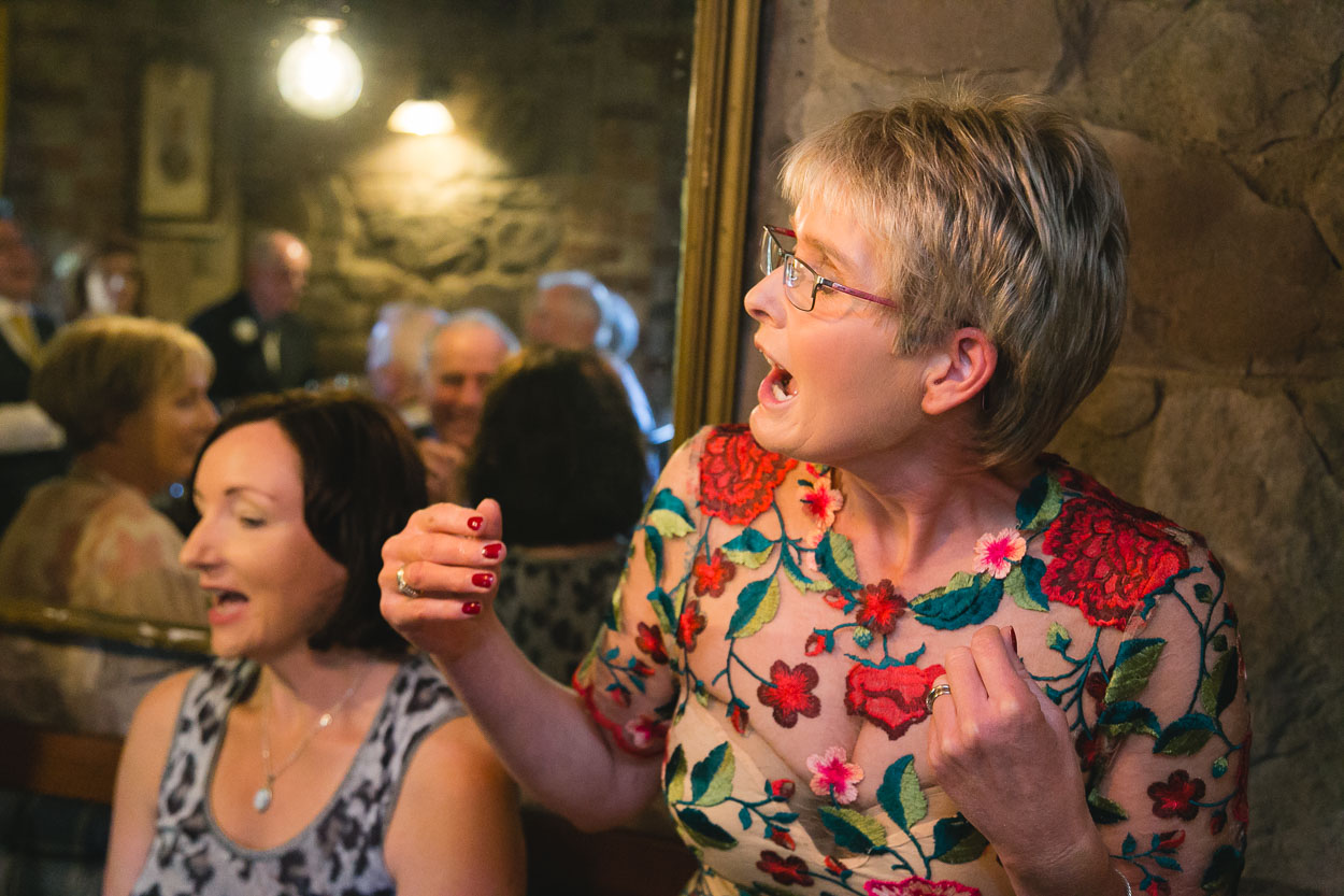 Clenaghans Restaurant Wedding