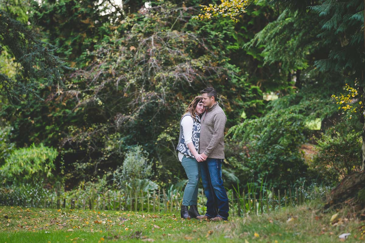 Botanic Gardens Belfast Love Shoot