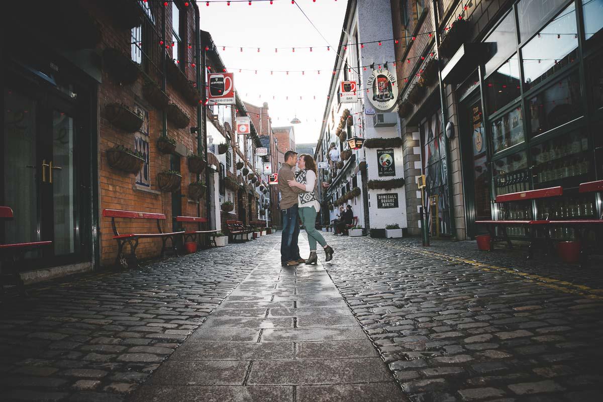 Duke Of York Belfast Love Shoot