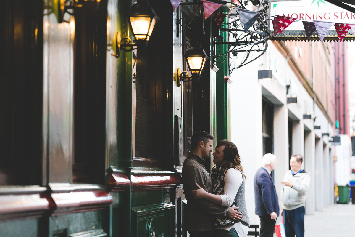 Morning Star Belfast Love Shoot