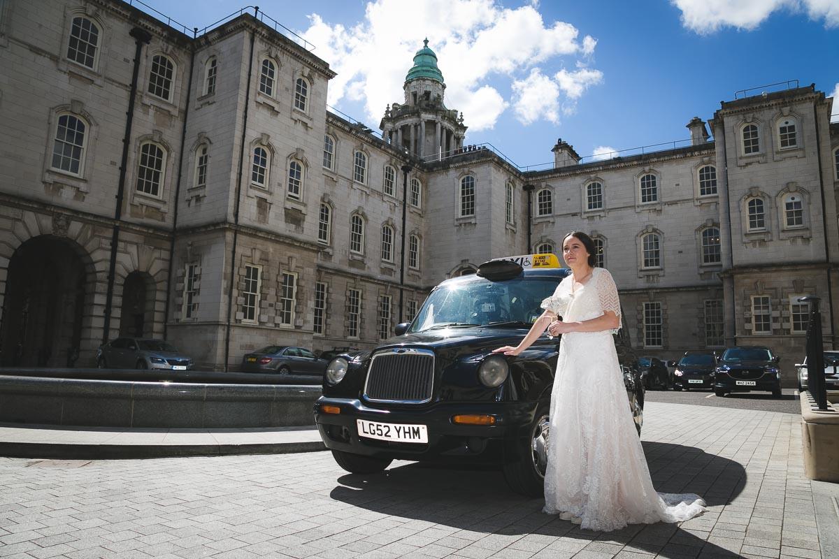 Belfast City Hall Wedding