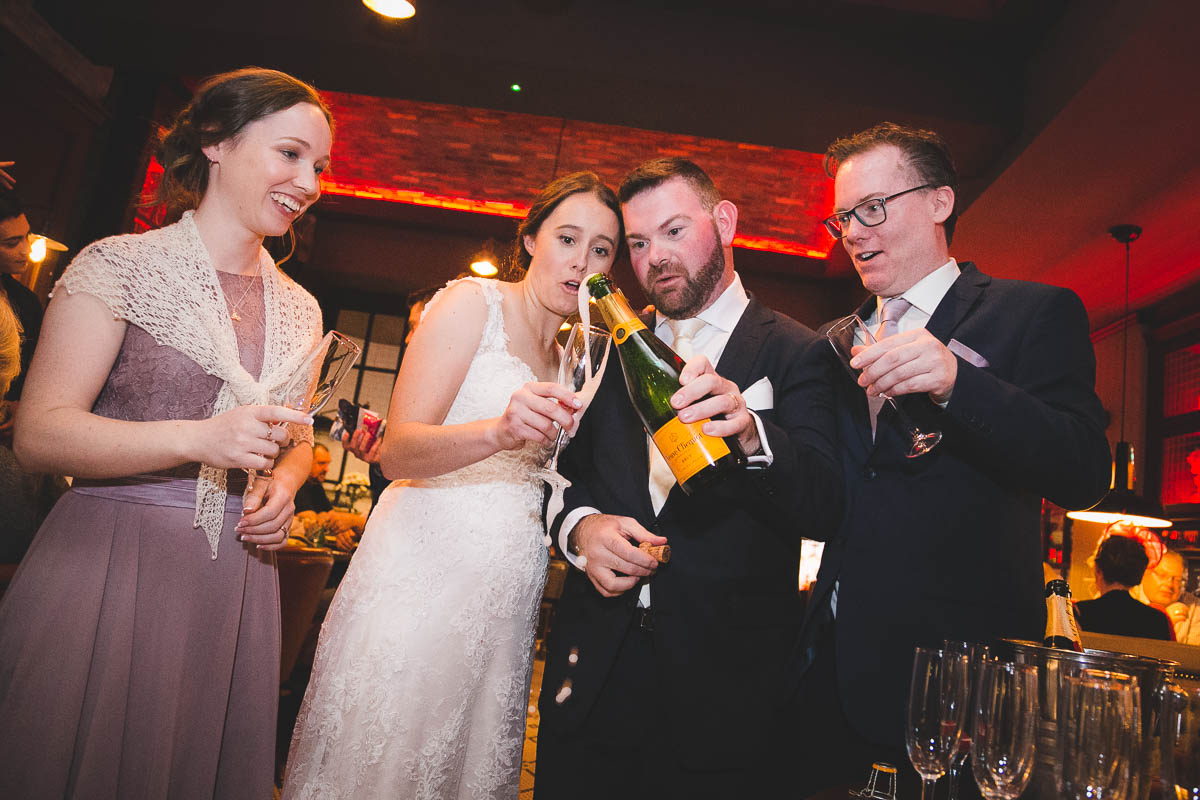 Belfast City Wedding