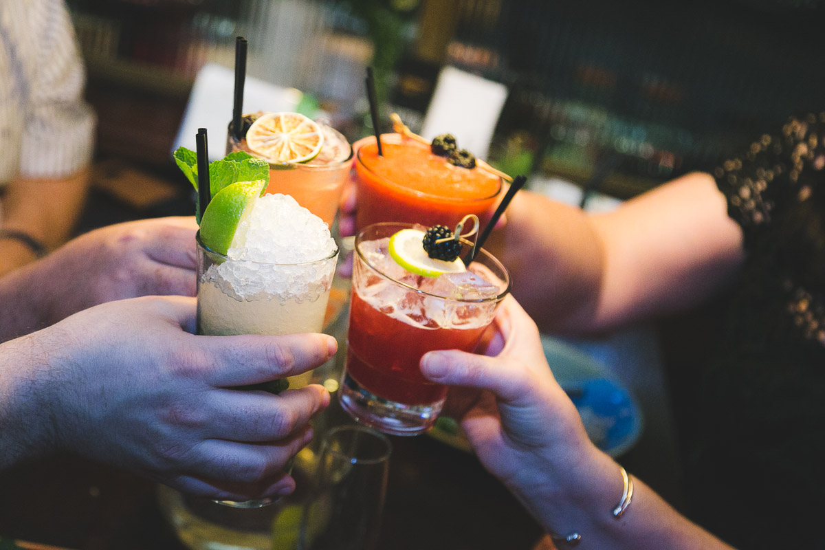 Belfast City Wedding Drinks