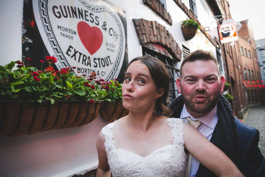 Belfast City Hall Wedding – Jean & Wayne