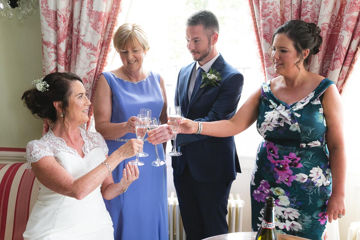 Montalto House Wedding