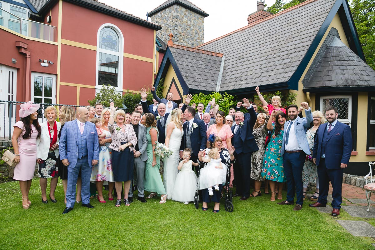 Crawfordsburn Inn Wedding