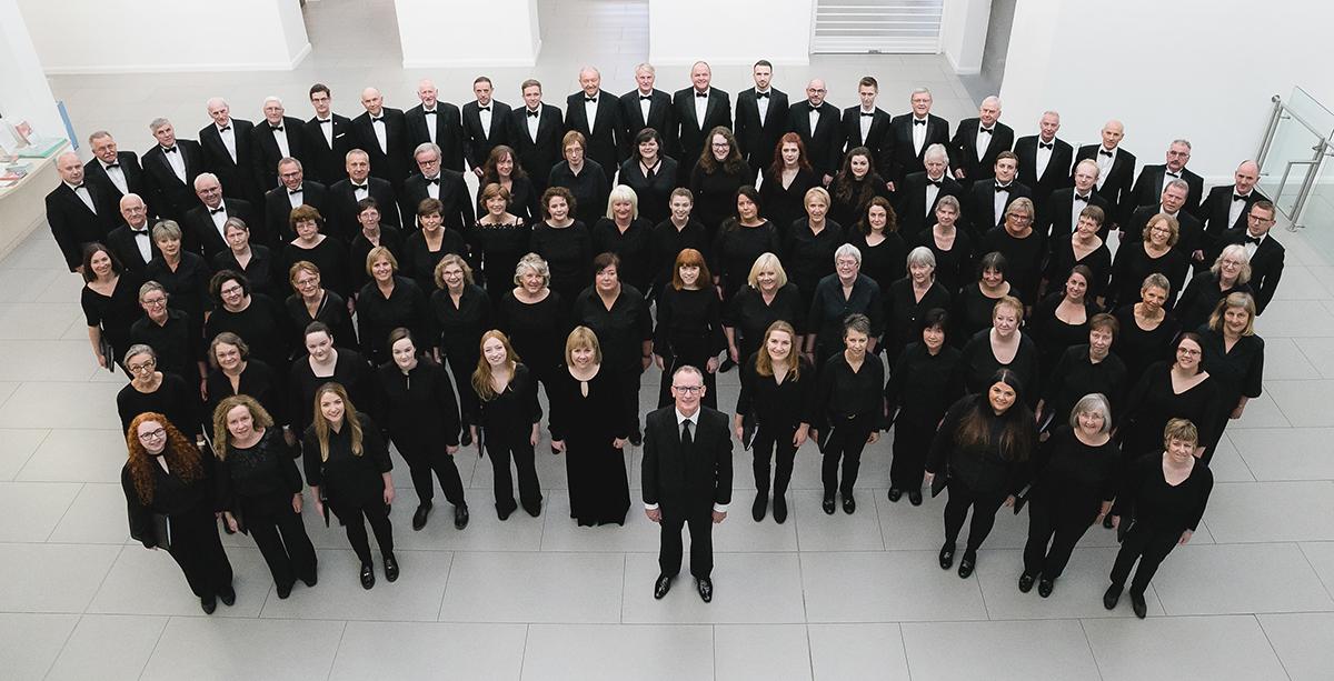 Belfast Philharmonic Choir_Ulster Museum