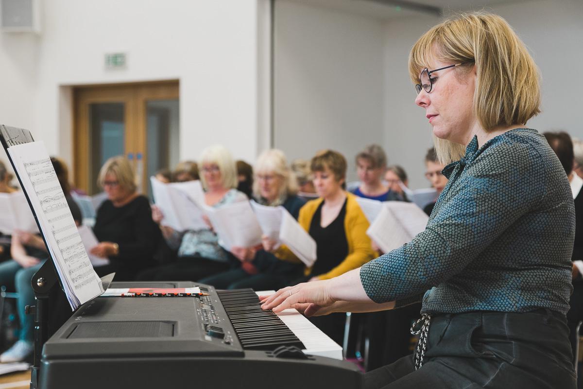 Belfast Philharmonic Choir_Fisherwick Presbyterian Church