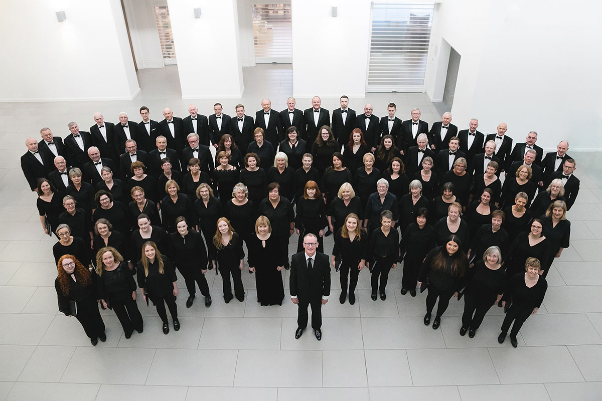 Event Photographer Belfast Philharmonic Choir Ulster Museum Belfast