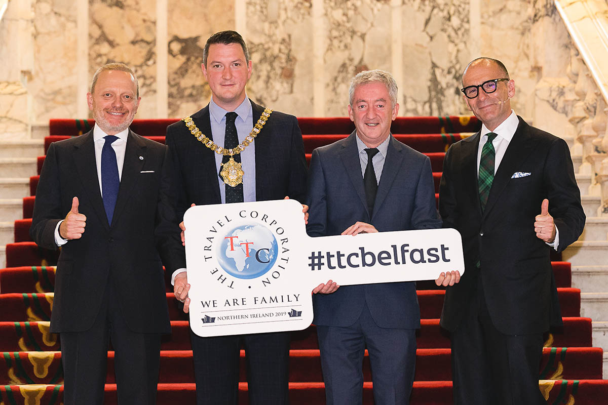 Event Photographer Belfast City Hall