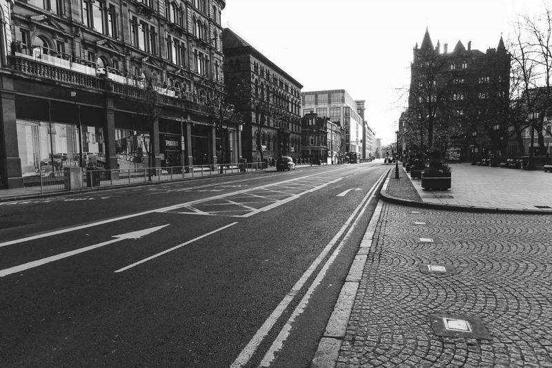 Belfast Easter 2020