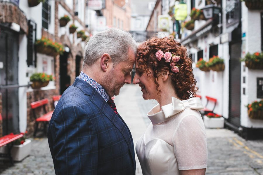 Belfast City Wedding – June 2020 – Fiona & Paul
