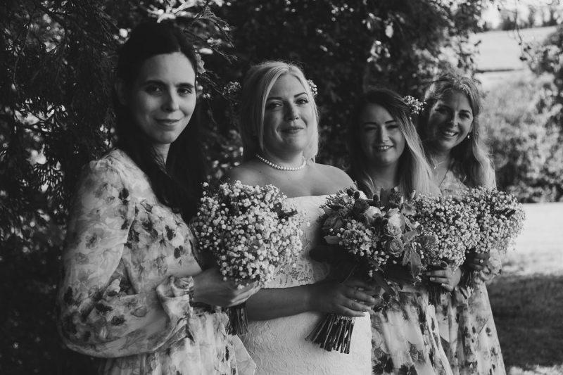 Seaforde Wedding Bridesmais