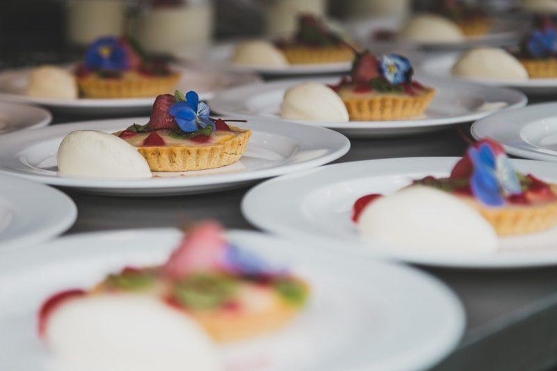 Seaforde Wedding Food