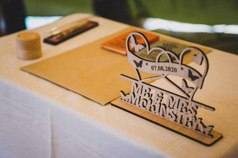 Seaforde Wedding bridal Table