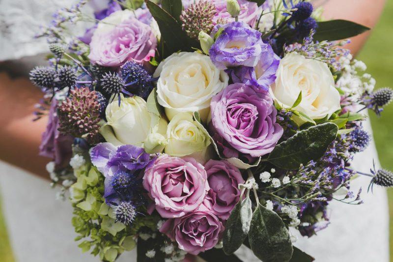 Seaforde Wedding bouquet