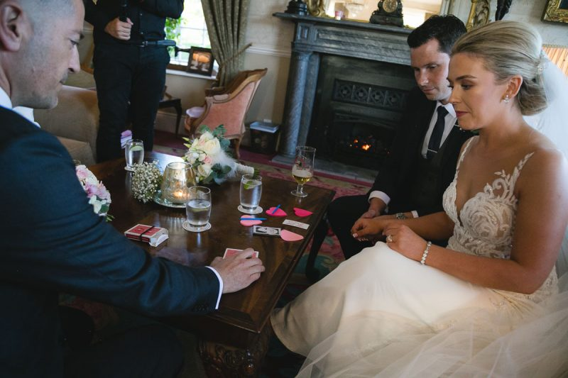 Bellingham Castle Wedding Shane Black And Guests