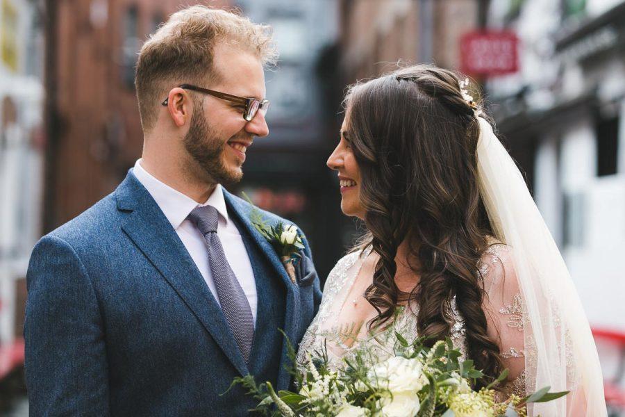 Belfast Wedding Post Lockdown – Maria & Craig