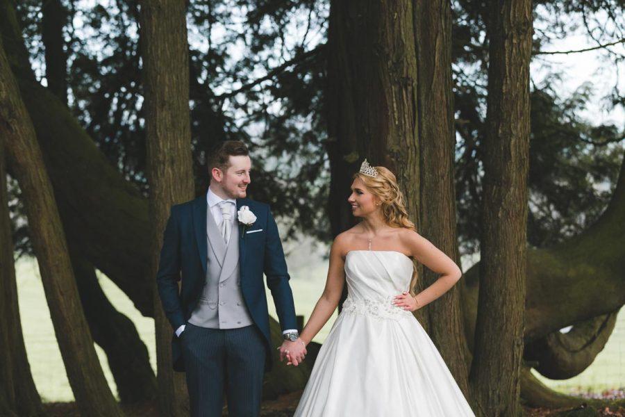 Corick House Hotel Wedding – Sarah & Leon
