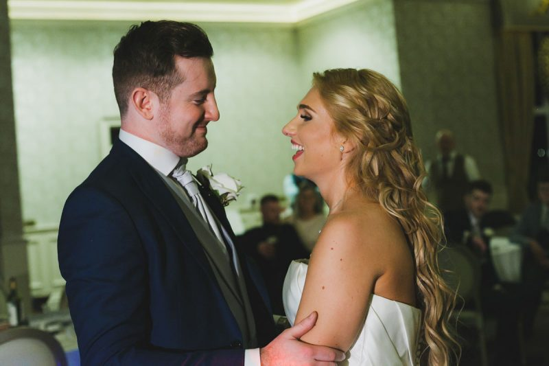 Corick House Hotel Wedding